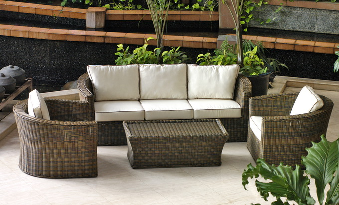 Anabella Outdoor living Set